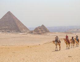 Egipto: Cómo organizar un viaje