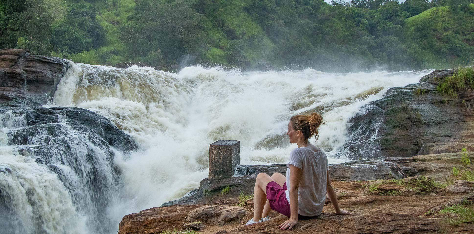 parque nacional murchison falls uganda portada