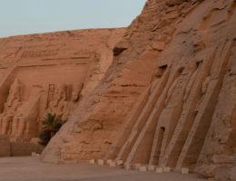 Abu Simbel, el templo de Ramses II y Nefertari