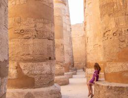 Edfu y Karnak (Egipto)