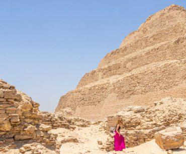 saqqara egipto portada