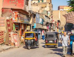 El Cairo en un día (por libre)
