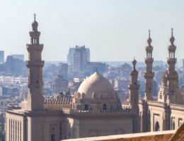 El Barrio Copto y la Ciudadela de Saladino