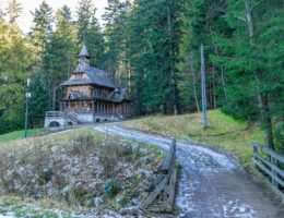 Zakopane en Navidad (Los Montes Tatras)
