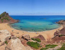 Calas del Norte de Menorca