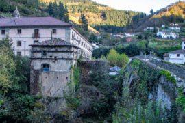 parador monasterio de corias portada
