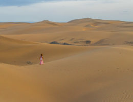 Maspalomas: las dunas de Gran Canaria