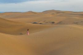 las dunas de maspalomas portada